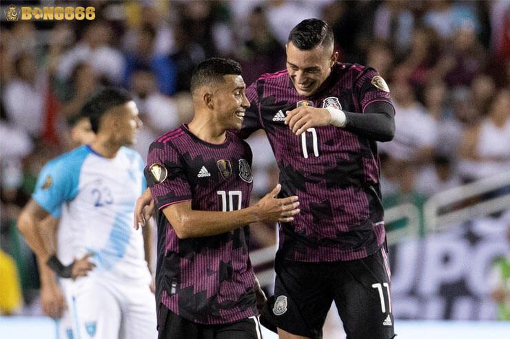 Nhận định kèo Mexico vs El Salvador