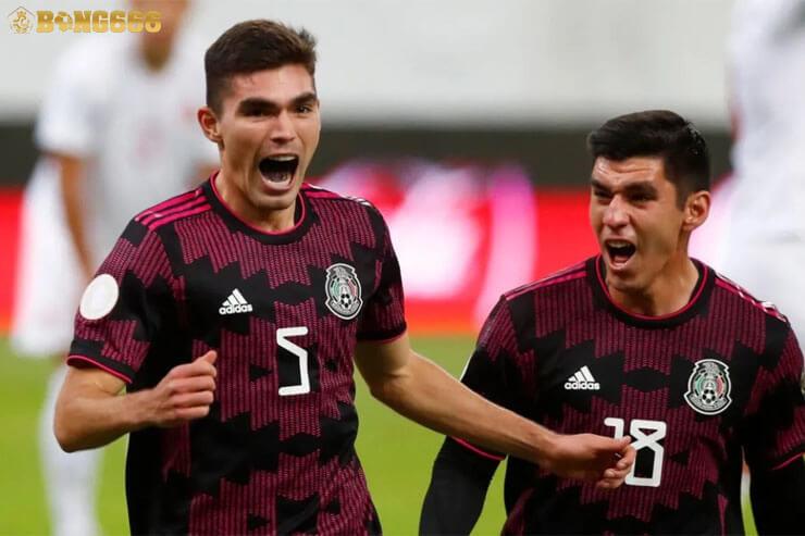 Soi kèo U23 Mexico vs U23 Pháp Olympic 2020