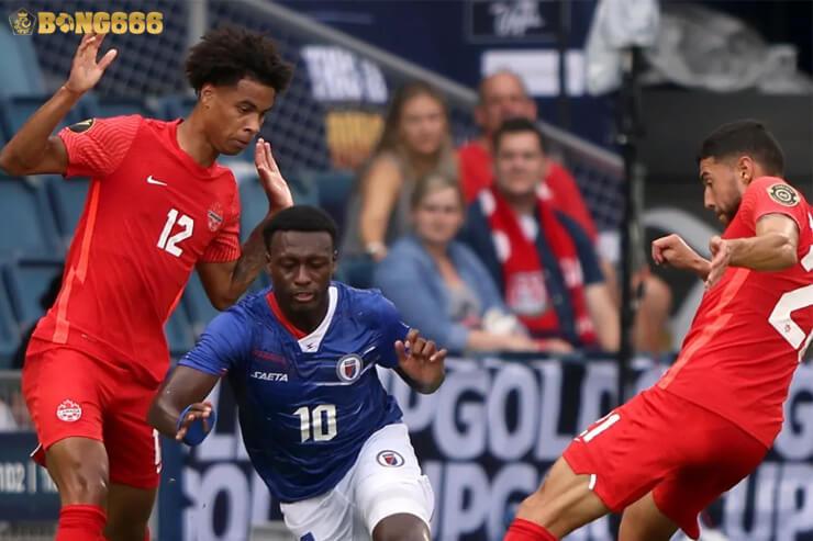 Soi kèo tứ kết Costa Rica vs Canada