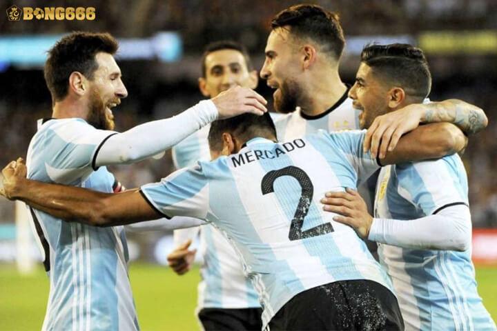 Soi kèo châu Á Argentina vs Paraguay: chọn Argentina
