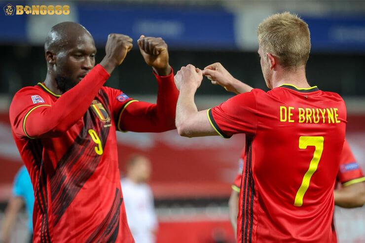 Euro 2020 Italy và Bỉ
