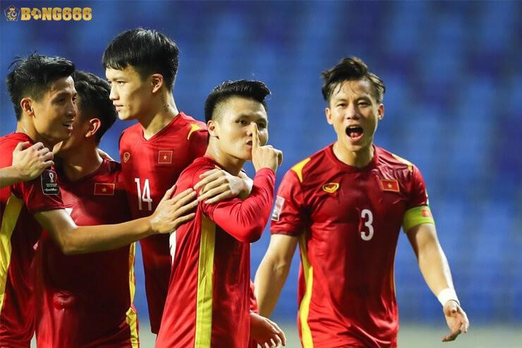 Danh sách cầu thủ Việt Nam cho World Cup 2022