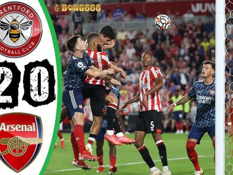5 Điểm Nhấn Arsenal 0-2 Brentford: Pháo Thủ Thua Nhục Tân Binh