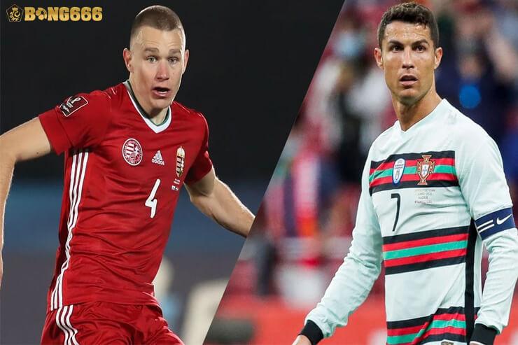 Hungary và Bồ Đào Nha EURO 2020