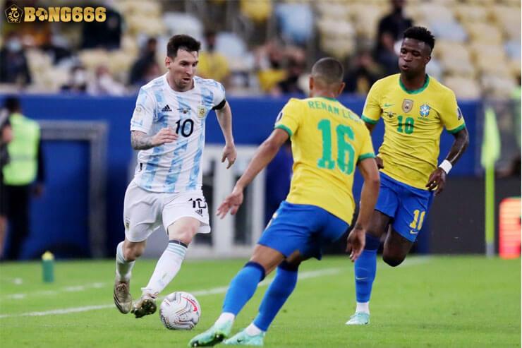 Argentina và tinh thần chiến đấu bất diệt