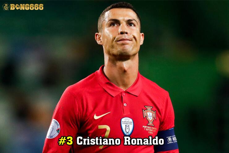 Cầu thủ có nhiều đường kiến tạo - Cristiano Ronaldo