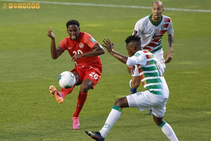 Nhận định kèo Suriname vs Guadeloupe