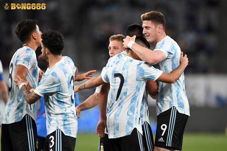 Soi kèo U23 Ai Cập vs U23 Argentina Olympics Tokyo 2021