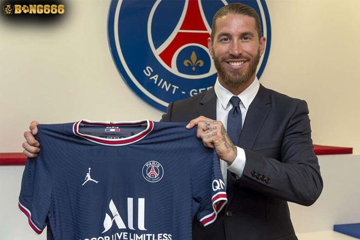 Paris Saint - Germain đã cho Ramos những lợi ích gì?