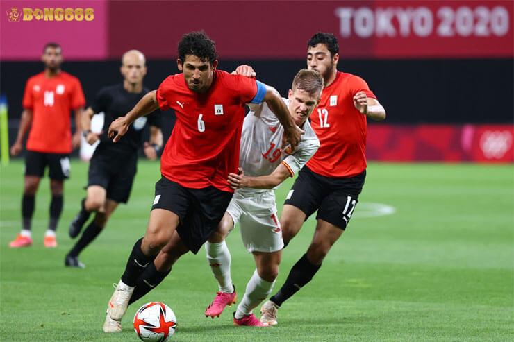Thất vọng từ đội bóng nửa tỷ bảng trong trận đấu Tây Ban Nha - Ai Cập