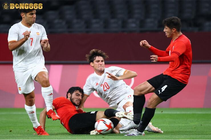 U23 Brazil - U23 Ai Cập Olympic Tokyo 2021