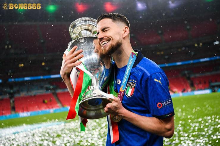 Cầu thủ xuất sắc nhất Euro 2020 - Jorginho