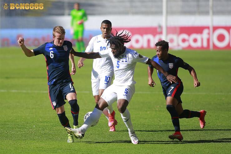 U23 Hàn Quốc vs U23 Honduras