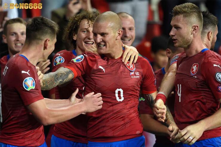 Euro 2020 Đan Mạch và Cộng Hòa Séc