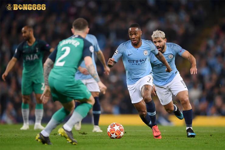 Dự đoán tỷ số Tottenham và Manchester City