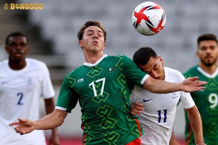 Nhận định U23 Pháp và U23 Nhật Bản