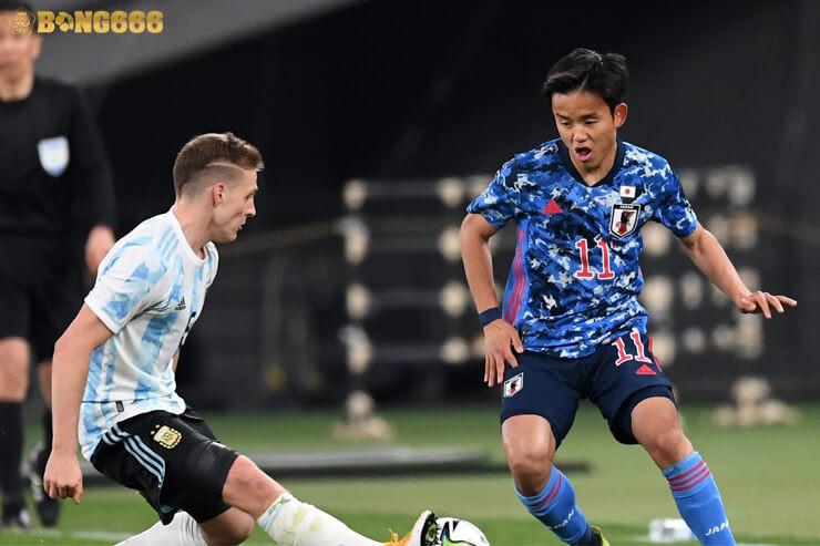 Dự đoán tỷ số U23 Nhật Bản vs U23 Mexico Olympics Tokyo 2021