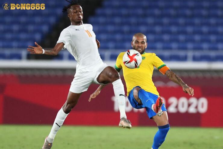 Dự đoán tỷ số U23 Brazil và U23 Ai Cập Olympic Tokyo 2021