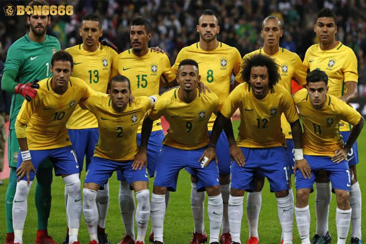 Soi kèo bán kết Brazil vs Peru Euro 2020