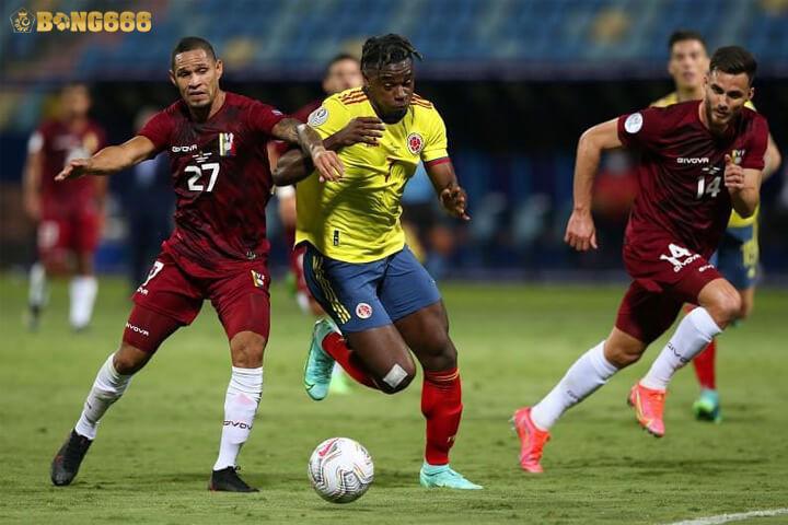 Nhận định kèo Venezuela với Ecuador Copa America