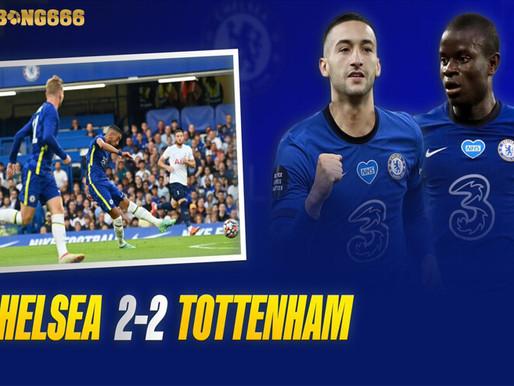 5 Điểm Nhấn Chelsea Vs Tottenham: Cú Đúp Tuyệt Vời Của Ziyech