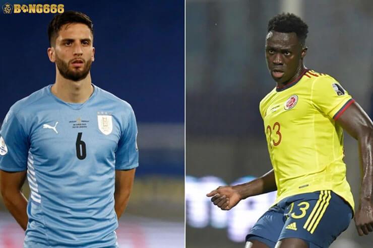 Soi kèo tứ kết Uruguay và Colombia