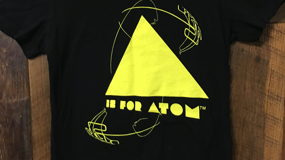 Men's A is for Atom T-Shirt