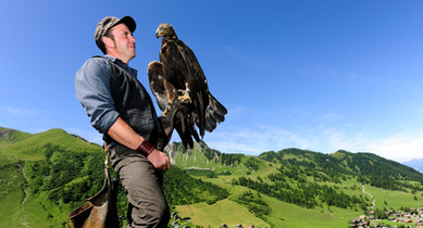 Adler-Erlebniswanderung