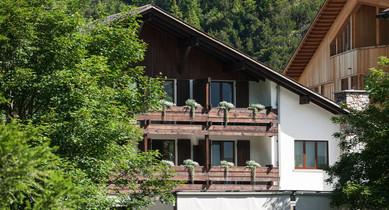 Hotel Gailna Sommeransicht