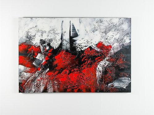 dipinto ad olio QU/258
