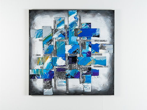 dipinto ad olio QU/229/B