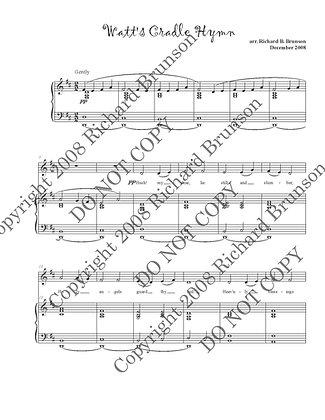 Watts Cradle Hymn