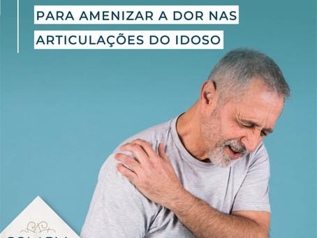 Dicas de atividades para amenizar a dor nas articulações do idoso