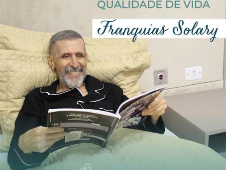 Invista em qualidade de vida e saúde: Franquias Solary