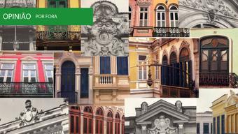 Centro da Cidade do Rio de Janeiro. Património Cultural Nacional e Paisagem Cultural da Humanidade?
