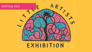 "UNESCO promove ""Little Artists Exhibition"""