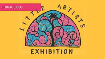 """UNESCO promove """"Little Artists Exhibition"""""""