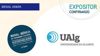 Universidade do Algarve [Expositores Bienal AR&PA 2019]