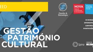 Conheça alguns dos Docentes do Curso de Gestão do Património Cultural Nova SBE / Spira