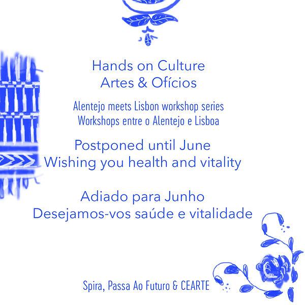 Postponed workshops_ SPIRA_PassaAoFuturo