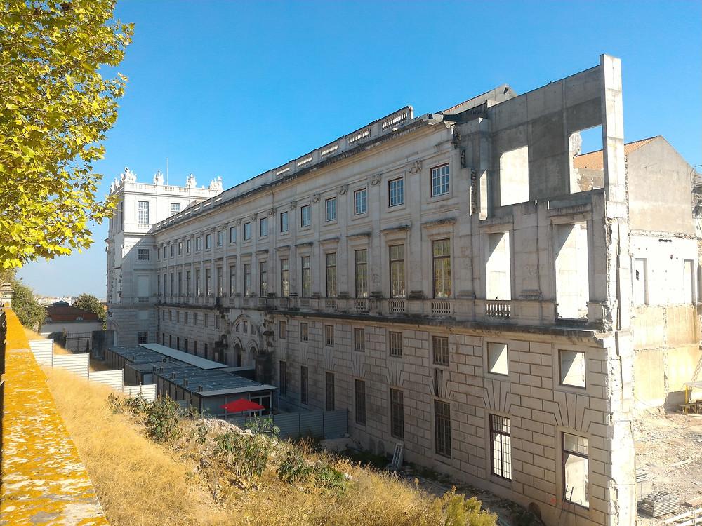 Palácio Nacional da Ajuda (Ala Norte)