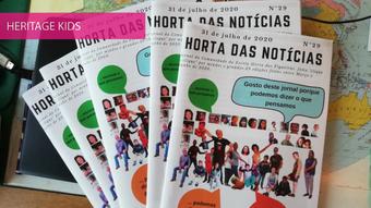 Concurso nacional premeia jornais escolares do Alentejo, Minho e Marinha Grande