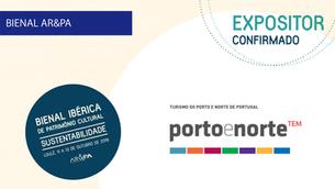 Turismo do Porto e Norte [Expositores Bienal AR&PA 2019]