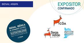 Fundação Côa Parque & Siega Verde Zona Arqueológica [Expositores Bienal AR&PA 2019]