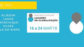 Semana Cultural - Lugares de Globalização