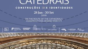"""Exposição """"Na Rota das Catedrais - Construções (d)e Identidades"""" no Palácio Nacional da Aj"""