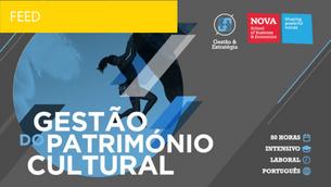 Conheça mais alguns dos Docentes do Curso de Gestão do Património Cultural Nova SBE / Spira