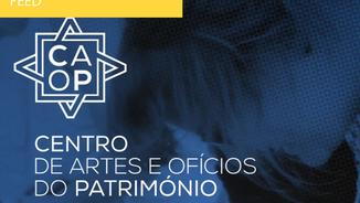Inauguração CAOP - Centro de Artes e Ofícios do Património