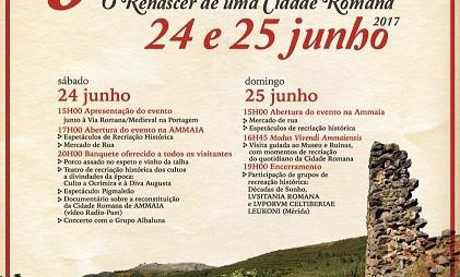 Ammaia Festum - O Renascer de uma Cidade Romana