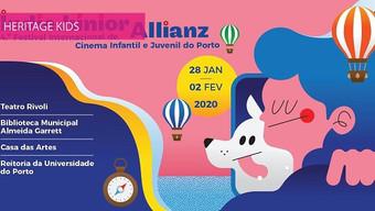 Festival Internacional de Cinema Infantil e Juvenil do Porto